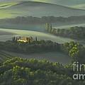 Tuscan Daybreak by Michael Swanson
