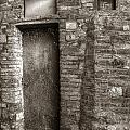 Tuscan Doorway by Michael Kirk
