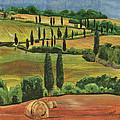 Tuscan Dream 1 by Debbie DeWitt