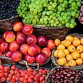 Tuscan Fruit by Inge Johnsson
