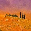Tuscan Hills by William Renzulli