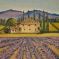 Tuscan Lavender by Jodi Monahan