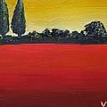 Tuscan Sunrise by Venus