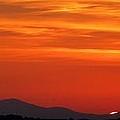 Tuscan Sunset by Richard Rutan