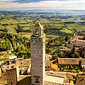 Tuscan Tower by Mick House