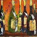 Tuscan Wine by Jodi Monahan