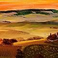 Tuscany by Craig Nelson