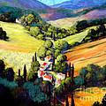 Tuscany by Michael Swanson