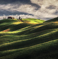 Tuscany Sweet Hills. by Massimo Cuomo