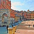 Tuscany Town Center by Elvis Vaughn