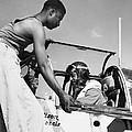 Tuskegee Airmen, C1943 by Granger