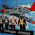 Tuskegee Airmen by Leon Hollins III