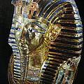 Tutankamon's Golden Mask by Leena Pekkalainen