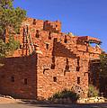 Tuzigoot Museum And Ruins Arizona by Douglas Barnett