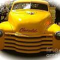 Tweety Bird Chevrolet Pickup Truck by Chris W Photography AKA Christian Wilson
