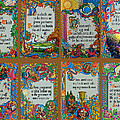 Twenty Third Psalm Collage by Tikvah's Hope
