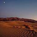 Twilight At The Dunes  by Gene Garnace