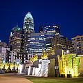 Twilight In Charlotte by Serge Skiba