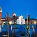 Twilight In Venice  by Joan Herwig