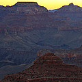 Twilight Mather Point  by Ed  Riche