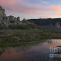 Twilight, Mono Lake, California by John Shaw