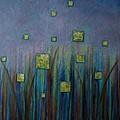 Twilight N Fireflies by Roy Vance
