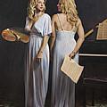 Twin Arts by Anna Rose Bain