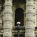 Twin Columns by Eric Swan