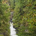 Twin Falls Cascade II by Darleen Stry