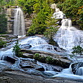 Twin Falls South Carolina by Frozen in Time Fine Art Photography