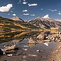 Twin Lakes by Lee Kirchhevel