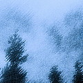 Twin Lakes Rain by Tim Richards