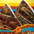 Twin Peaks by Douglas W Warawa