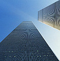 Twin Towers by Jon Neidert
