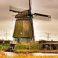 Twiske Windmill by Gabriela Insuratelu