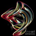 Twisted Abstract 2 by Greg Moores