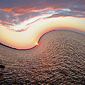 Twisted Sunset by Aimee L Maher ALM GALLERY