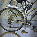Two Bicycles by Randall Nyhof