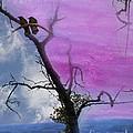 Two Blackbirds by Stella Levi