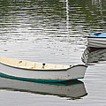 Two Boats 2 by Dennis Coates