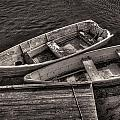 Two Boats by Fred LeBlanc