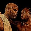 Two Boxers by Lynda Payton