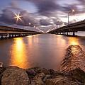 Two Bridges #1 by Matt Sheumack