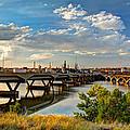 Two Bridges by John Lee