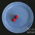 Two Cherries by Roman Milert