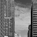 Two Chicago Classics- Carbide And Carbon And Wrigley Building by Christine Till