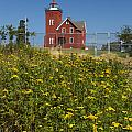 Two Harbors Mn Lighthouse 22 by John Brueske
