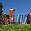 Two Harbors Mn Lighthouse 25 by John Brueske