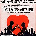 Two Hearts by Mel Thompson