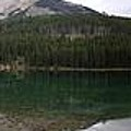 Two Jack Lake Sunset - Banff Nat. Park, Alberta by Ian Mcadie